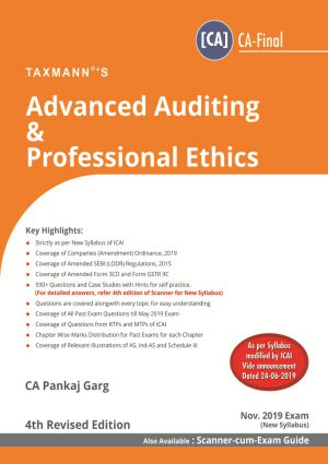 Altclasses Advanced Auditing and professional Ethics - New Syllabus book