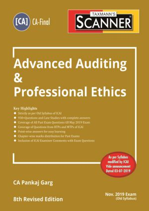 Altclasses Scanner Advanced Auditing - Old Syllabus book