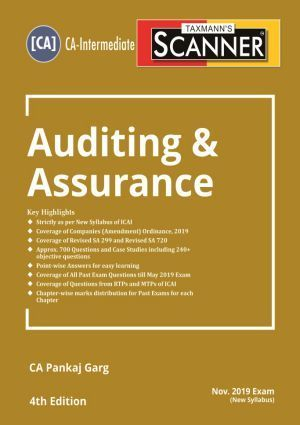 Altclasses Auditing and Assurance - Scanner book
